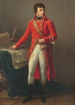 Französischer Gott des Krieges Napoleon Bonaparte