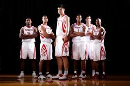 Basketball-Star Yao Ming