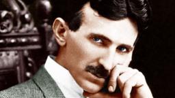 Verrückter Wissenschaftler Nikola Tesla Bilder
